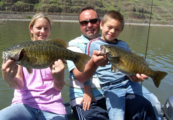 Mother's Day Bass Catch