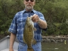 Jim Kincaid with a nice GR smallie