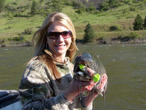 Jenny Buckners Mag Lip Salmon