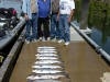 Astoria Oregon Kings and Coho