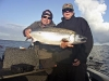 Ray Walker 25' Coho on the Columbia River