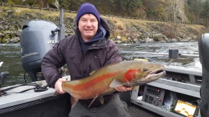 Clearwater River Steelhead Fishing Guides