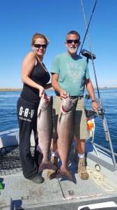 Columbia River Tri-Cities Salmon