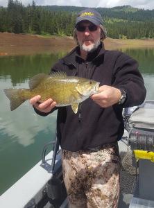 Dworshak Reservoir Smallmouth Bass