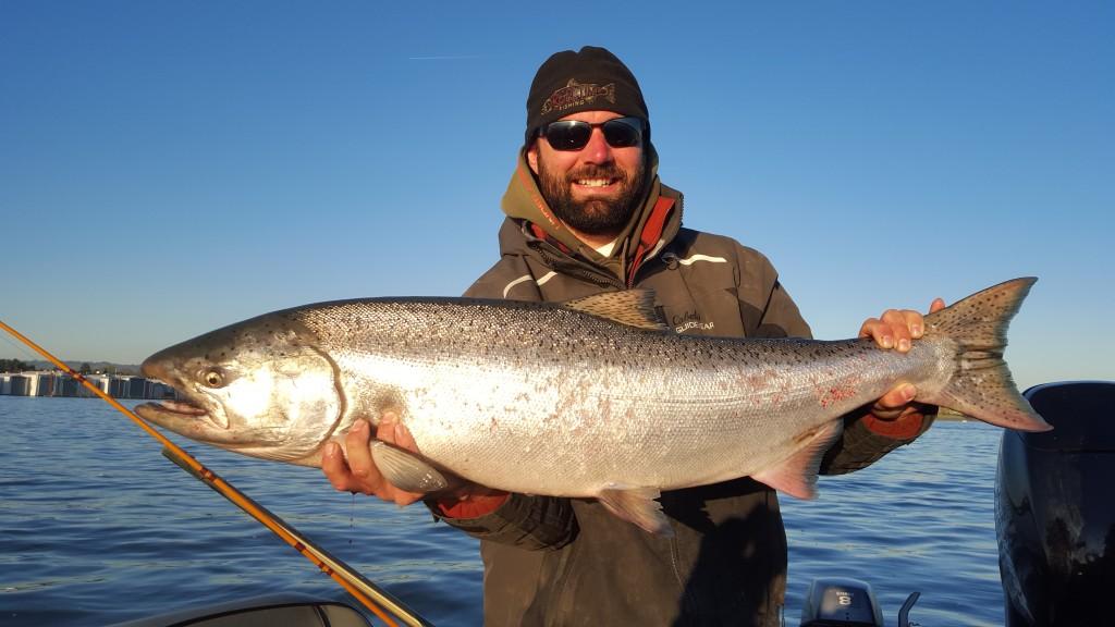 Guided Fishing Portland Oregon