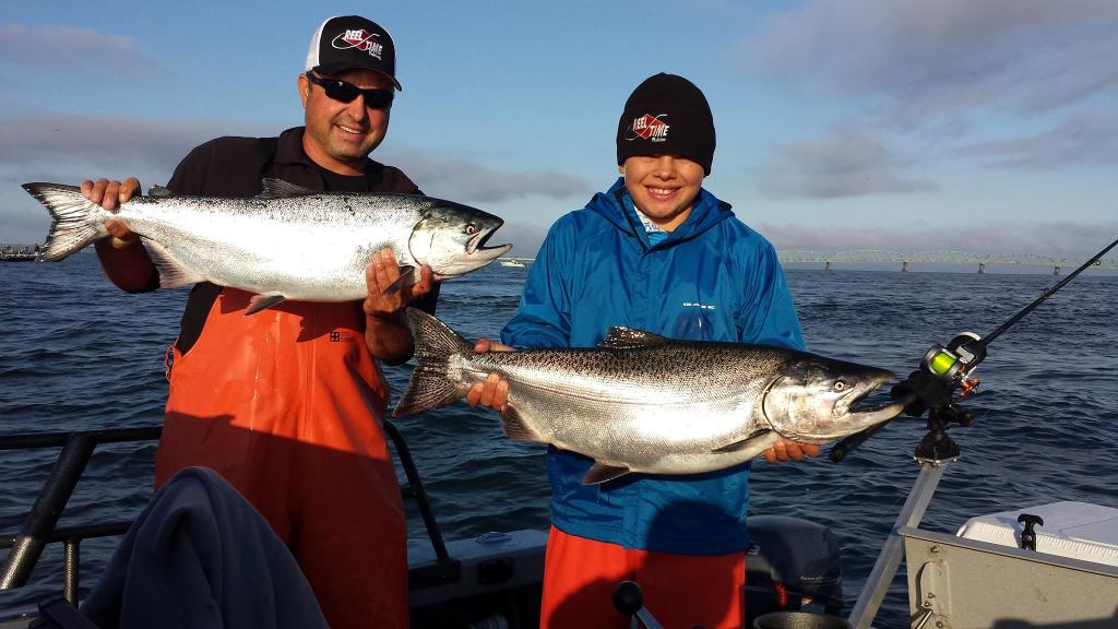 Guided Fishing Washington