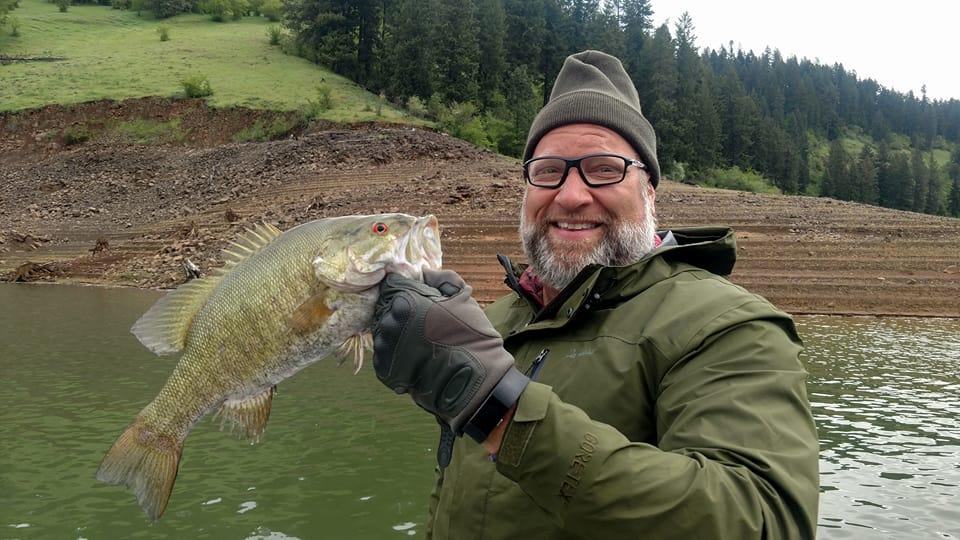 Dworshak Smallmouth Bass