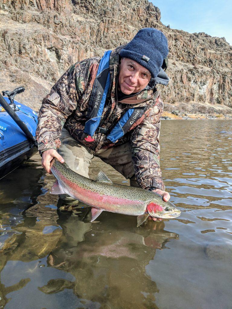 Grande Ronde River Steelhead Fishing Guides